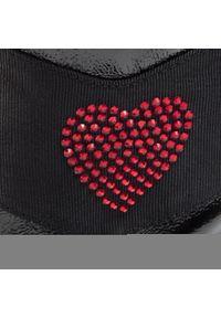 Czarne śniegowce Love Moschino na zimę, z aplikacjami #7