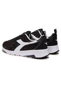 Diadora Sneakersy Evo Run DD 101.176977 C0641 Czarny. Kolor: czarny. Sport: bieganie