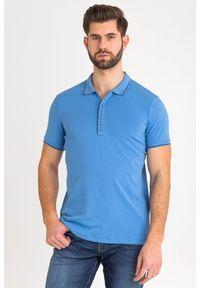 Koszulka polo Armani Exchange polo, elegancka