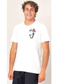 RIPCURL Koszulka męska IN DA POCKET White #1