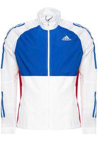 Adidas - adidas Kurtka przejściowa Otr Track GM6015 Biały Regular Fit. Kolor: biały