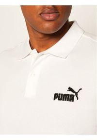 Biała koszulka polo Puma polo