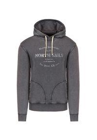 Bluza North Sails z nadrukiem