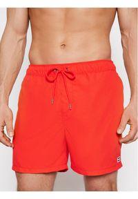 Billabong Szorty kąpielowe All Day S1LB12BIP0 Czerwony Regular Fit. Kolor: czerwony