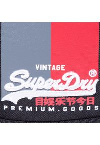 Superdry - Saszetka SUPERDRY - Sport Pouch M9110166A Black 02A. Kolor: czarny. Materiał: materiał #4