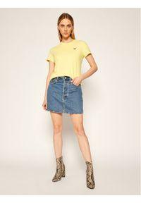 Niebieska spódnica mini Levi's®