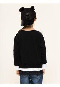 Czarna bluza TwinSet