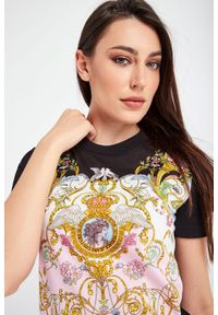 T-shirt Versace Jeans Couture na co dzień, casualowy