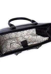 Czarna torba na laptopa Monnari