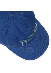 Niebieska czapka BOSS