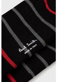 PS PAUL SMITH - PS Paul Smith - Skarpetki. Kolor: czarny