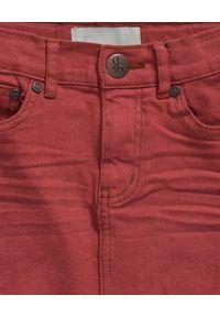 ONETEASPOON KIDS - Spódniczka Viona Red 2020 4-14 lat. Kolor: czerwony. Materiał: jeans, materiał. Sezon: lato