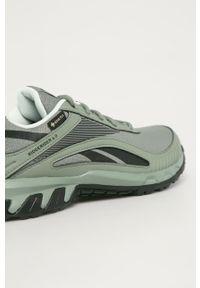 Brązowe buty sportowe Reebok Gore-Tex, z cholewką