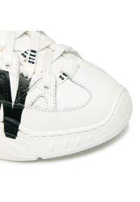 Białe buty sportowe Stokton