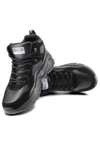 Big-Star - Sneakersy BIG STAR GG274644 Czarny. Kolor: czarny