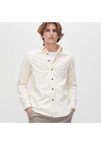 Kremowa koszula Reserved