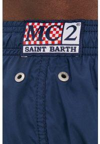 Mc2 Saint Barth - MC2 Saint Barth - Szorty kąpielowe. Kolor: niebieski