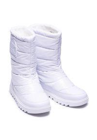Białe śniegowce sorel
