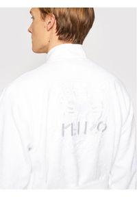 Biały szlafrok Kenzo