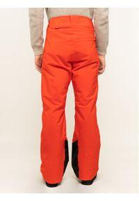 Czerwone spodnie sportowe Peak Performance narciarskie