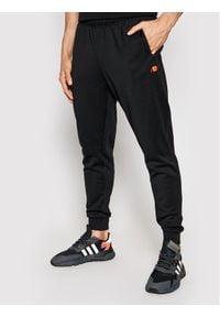 Ellesse Spodnie dresowe Bertoni SHI04351 Czarny Slim Fit. Kolor: czarny. Materiał: dresówka