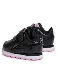 Puma Sneakersy Vista Glitz V Inf 369721 10 Czarny. Kolor: czarny