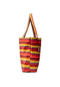 Czerwona torba plażowa Seafolly