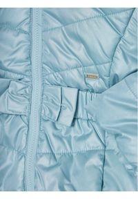 Zielona kurtka Mayoral na zimę