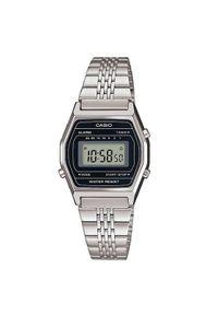 Srebrny zegarek Casio vintage #1
