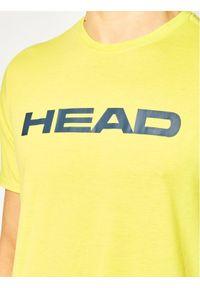 Zielony t-shirt Head #7