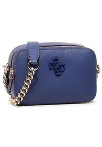 Niebieska torebka Guess elegancka