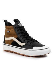 Czarne buty skate Vans Vans SK8