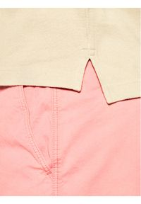 Beżowa koszulka polo Tommy Jeans polo