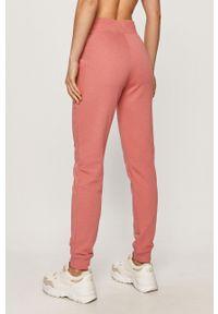 Różowe spodnie dresowe adidas Originals