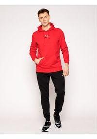 Puma Bluza Elevate 531243 Czerwony Regular Fit. Kolor: czerwony