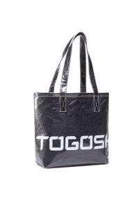 Czarna torebka Togoshi