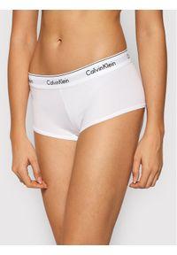 Białe bokserki Calvin Klein Underwear