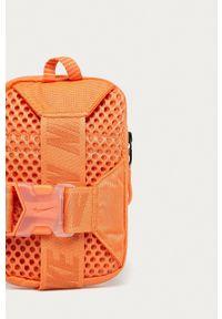 Nike Sportswear - Saszetka. Kolor: pomarańczowy