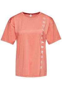 Under Armour Koszulka techniczna UA Armour Sport 1355703 Pomarańczowy Oversize. Kolor: pomarańczowy #5