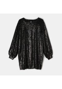 Czarna sukienka Mohito mini