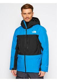 The North Face Kurtka narciarska Sickline NF0A4QWXME91 Niebieski Regular Fit. Kolor: niebieski. Sport: narciarstwo
