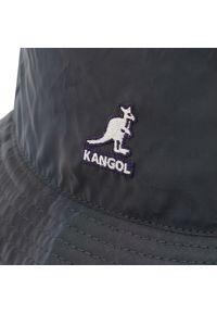 Kangol - Kapelusz KANGOL - Bucket Iridescent Jungle Hat K5298 Ink IN005. Kolor: niebieski. Materiał: poliester, materiał