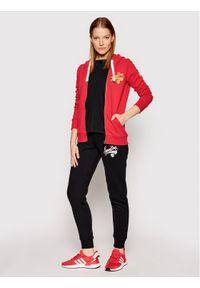 Superdry Bluza Collegiate W2011182A Czerwony Regular Fit. Kolor: czerwony #2