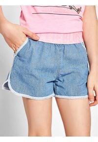 Billieblush Szorty jeansowe U14425 Niebieski Regular Fit. Kolor: niebieski. Materiał: jeans