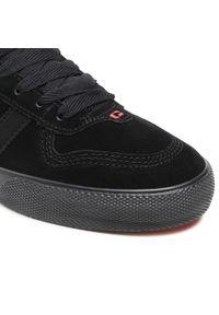 Czarne buty sportowe Globe