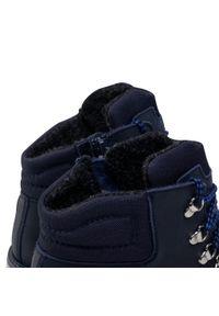 Niebieskie śniegowce Bartek