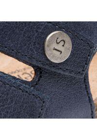 Niebieskie sandały Josef Seibel