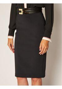 Czarna spódnica Elisabetta Franchi