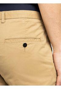 Brązowe spodnie Hugo