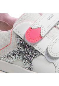 Geox Sneakersy B Kilwi G. A B15D5A 08509 C1441 S Biały. Kolor: biały
